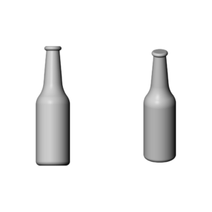 BEER BOTTLE V2